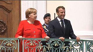 "Merkel-Macron: ""Migranti, una sfida comune"""