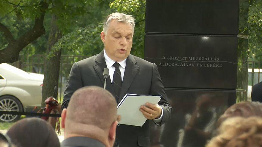 Ungheria: Orban commemora le vittime del regime sovietico
