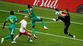 Senegal-Polonya Dünya Kupası karşılaşması