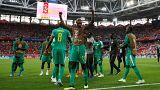 Μουντιάλ 2018: Θρίαμβος της Σενεγάλης