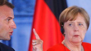 Közös európai választ akar Merkel és Macron