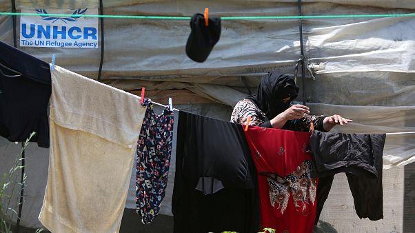 Flüchtlingslager in Nordafrika