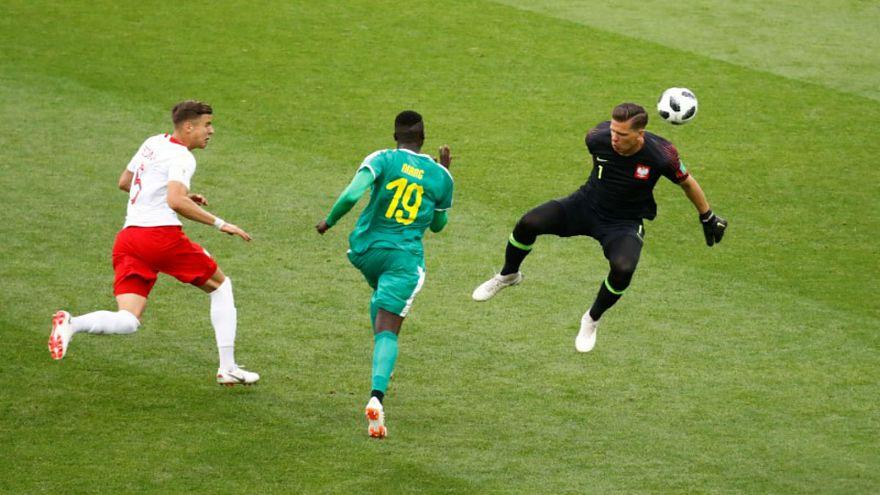 السينغال يحقق أول نجاح إفريقي بعد الفوز على بولندا في مونديال روسيا