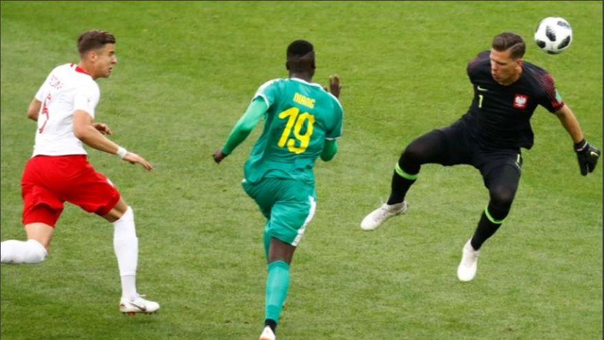 Mondiali, Gruppo H: Polonia-Senegal 1-2