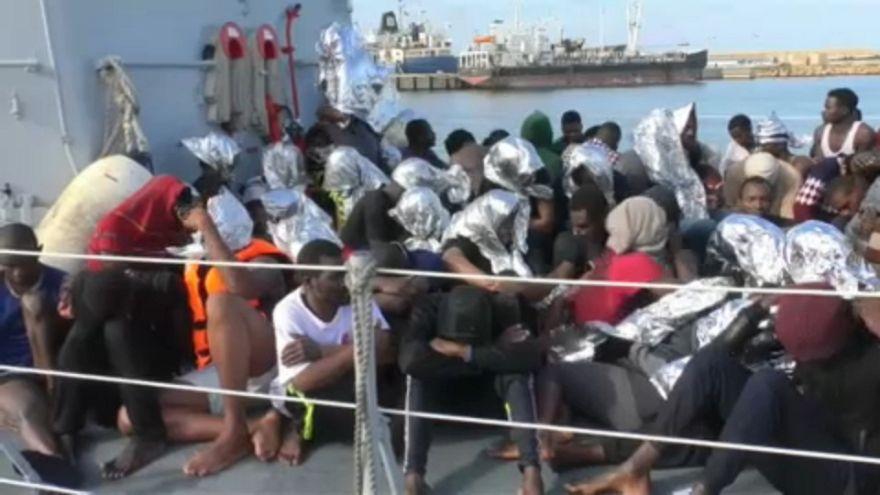 Falta de consenso en la UE sobre la crisis migratoria