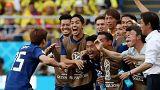 VB 2018: Japán meglepte Kolumbiát