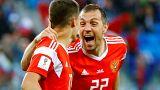 Zweiter WM-Sieg für Russland: 3:1 über Ägypten
