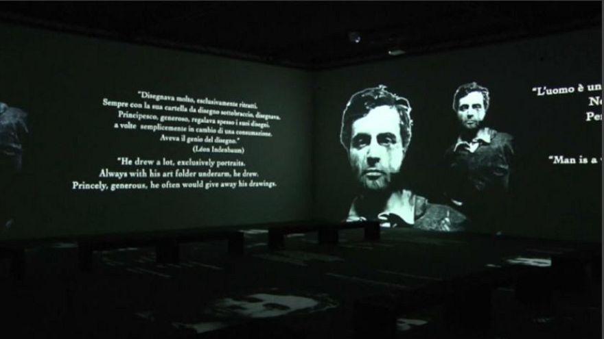 """A Milano la """"Modigliani Art Experience"""""""