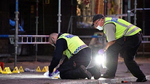 Bandaháború miatt volt lövöldözés Malmőben