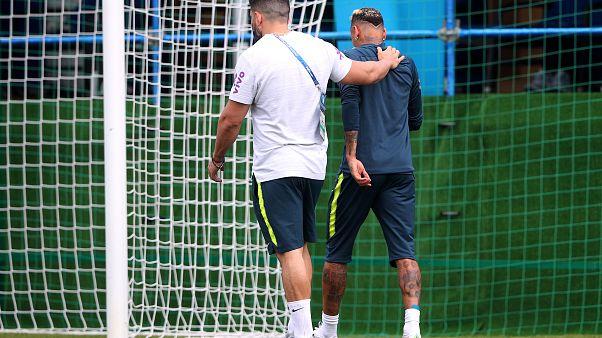 Neymar : l'inquiétude du Brésil