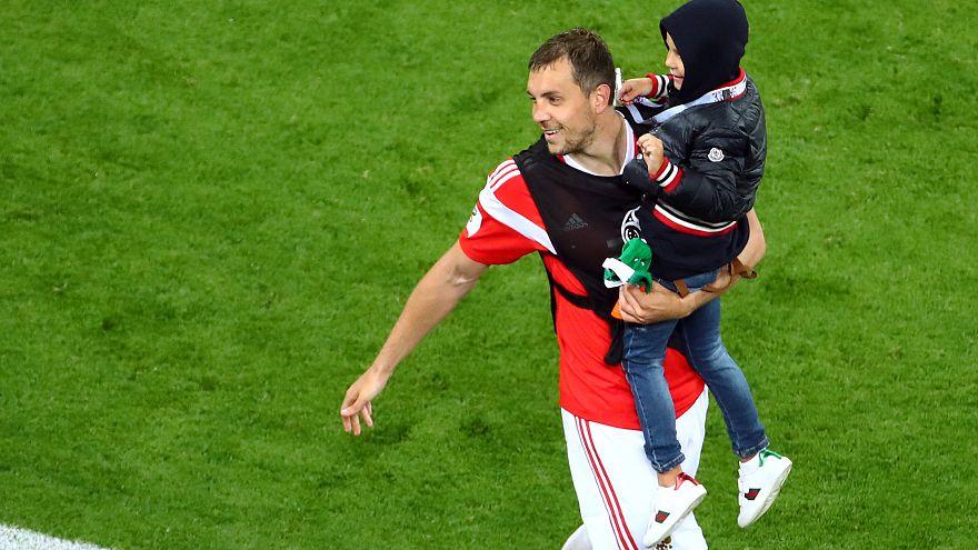Rússia perto dos oitavos-de-final com vitória ao Egito