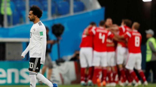 Mondiale, Gruppo A: Russia-Egitto 3-1