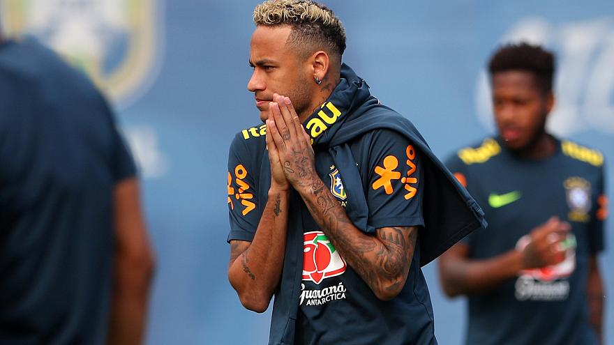 Lesão de Neymar não é preocupante