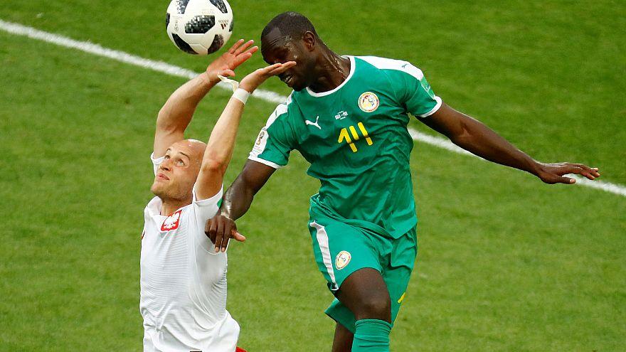 Surpresas do Senegal e do Japão na primeira jornada do grupo H