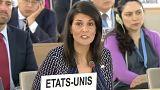 ایالات متحده آمریکا از شورای حقوق بشر سازمان ملل خارج میشود