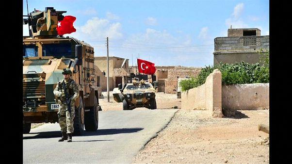 Syrien: Türkei meldet Erfolge bei Manbidsch