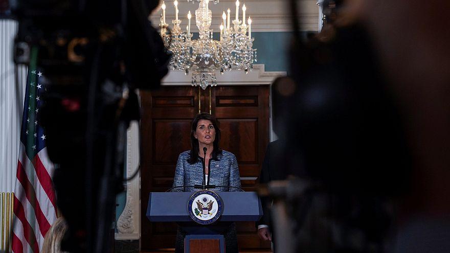USA ziehen sich aus dem UN-Menschenrechtsrat zurück