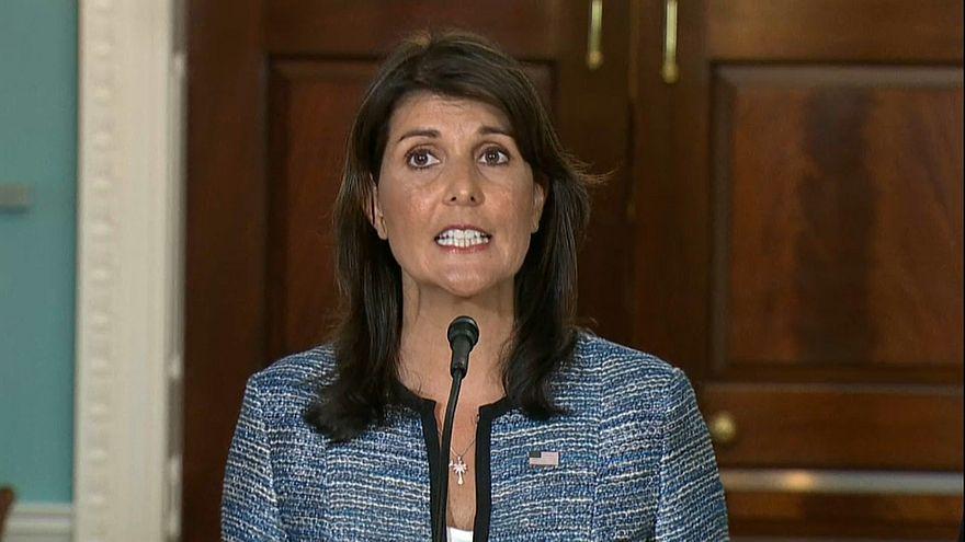 Gli Stati Uniti si ritirano dall'UNHRC