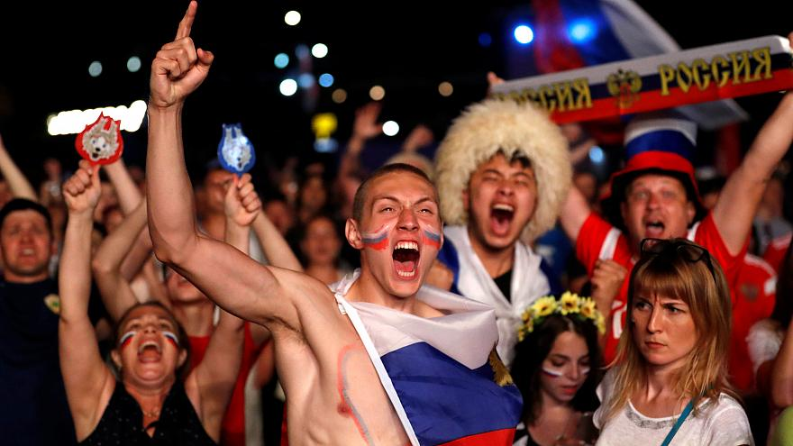 party in moscow world cup