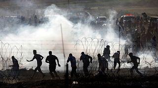 İsrail Gazze'de 25 hedefi vurdu