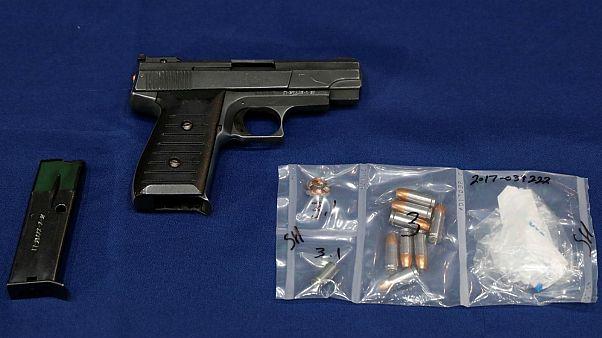 857 millions d'armes de petit calibre détenues par des civils dans le monde