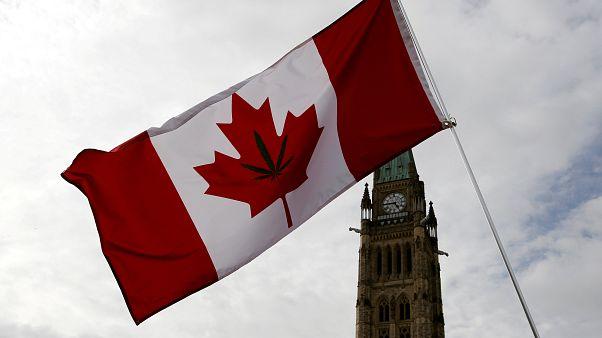 Καναδάς: Νόμιμη η κάνναβη για ψυχαγωγικούς σκοπούς