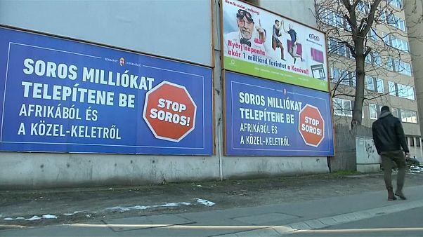 """Парламент Венгрии принял закон """"Остановить Сороса"""""""