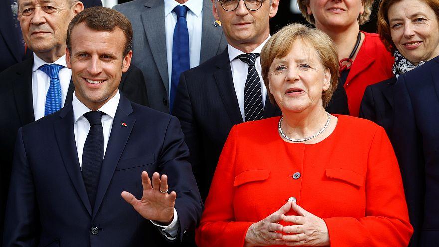 "[Watch:] ""Not a major breakthrough"" - Good Morning Europe analyses Merkel-Macron talks"