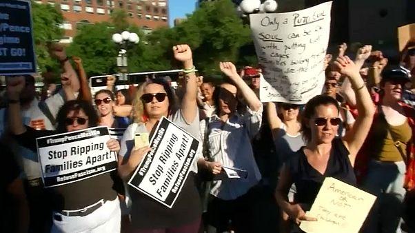 Illegale Einwanderer: Trump will Trennung von Kindern und Eltern verhindern