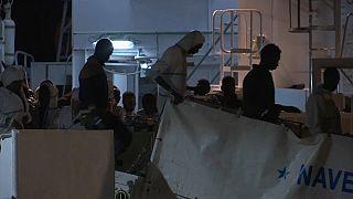 Mais de 500 migrantes desembarcaram na Sicília