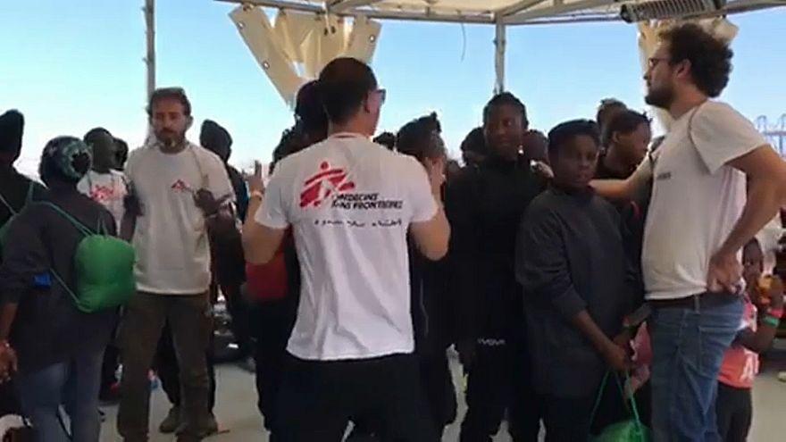 SOS Méditerranée contra campanha lançada pela Benetton