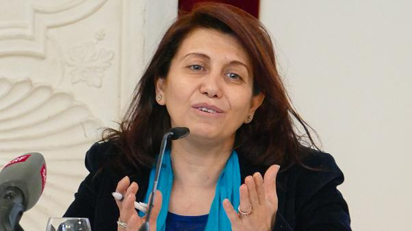 Syrian activist and refugee, Amal Nasr (Courtesy: Amnesty International)