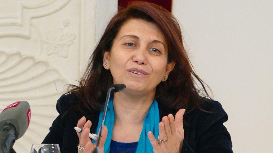 Syrian activist and refugee, Amal Nasr (Courtesy: Amnesty International)