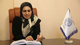 زینب طاهری، وکیل محمد ثلاث