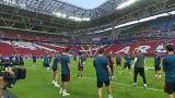 FIFA-WM 2018: Spanien gegen Iran unter Druck