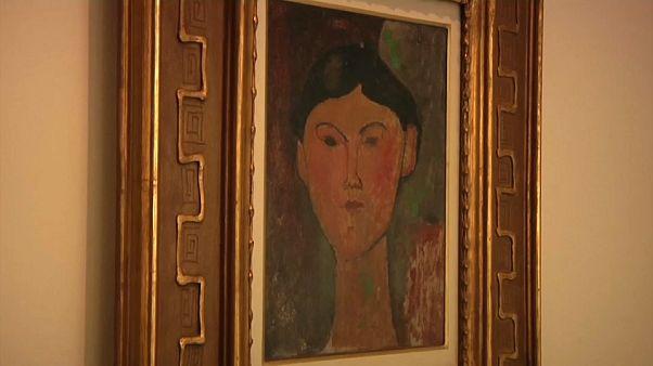 A vida e a obra de Modigliano no MUDEC em Milão