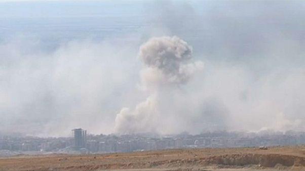 ENSZ: embertelen Gúta bombázása