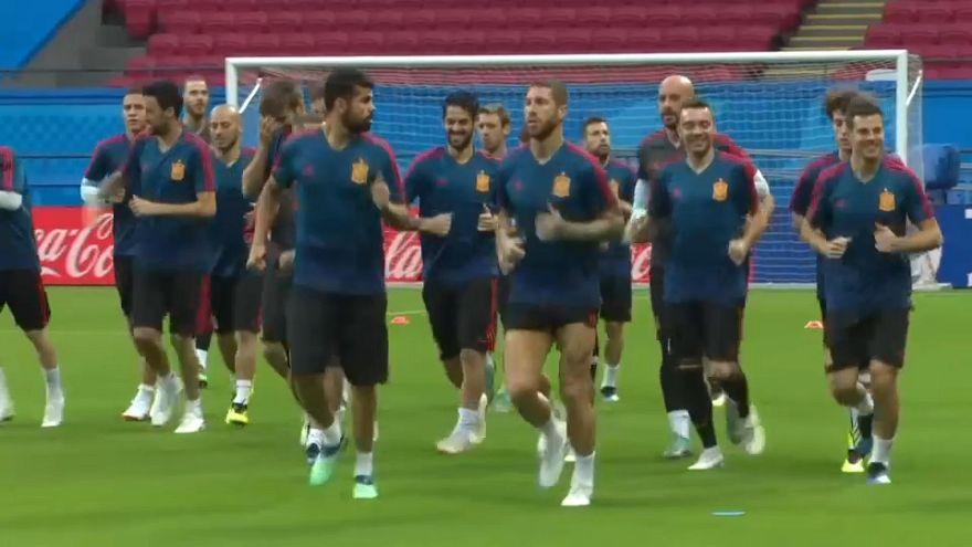 España debe ganar ante Irán para no depender de nadie