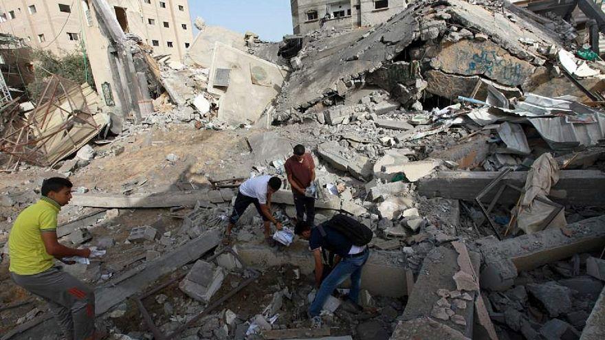 Razzi su Israele, raid contro Hamas