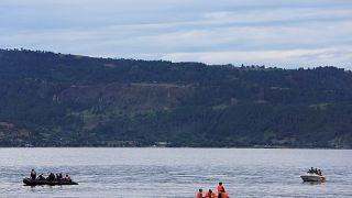 Balanço de naufrágio eleva-se a 186 desaparecidos