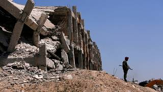 Syria accused of war crimes in Eastern Ghouta