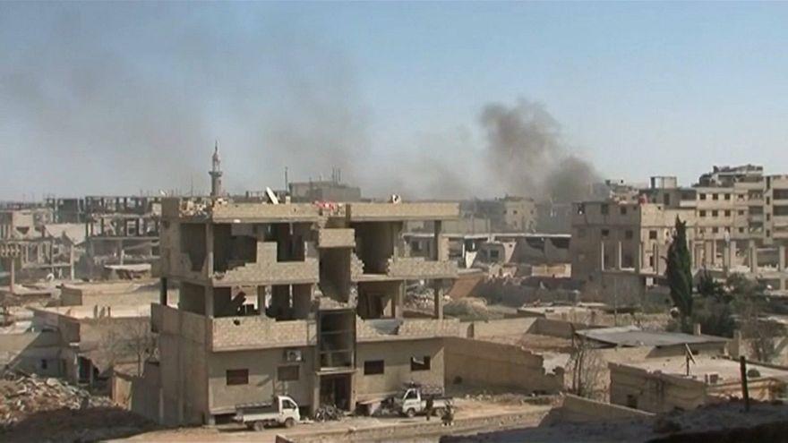 BM: Şam rejimi Doğu Guta'da 'insanlık suçu' işledi