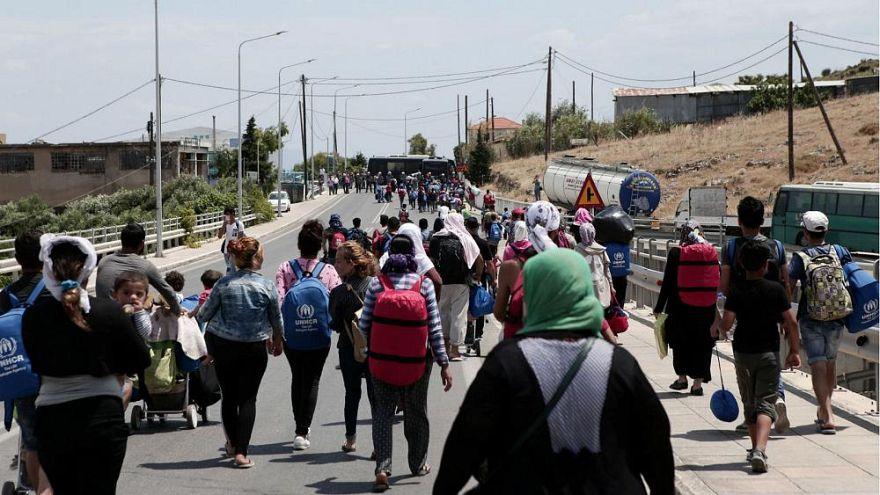 Seis gráficos que explican la crisis mundial de refugiados