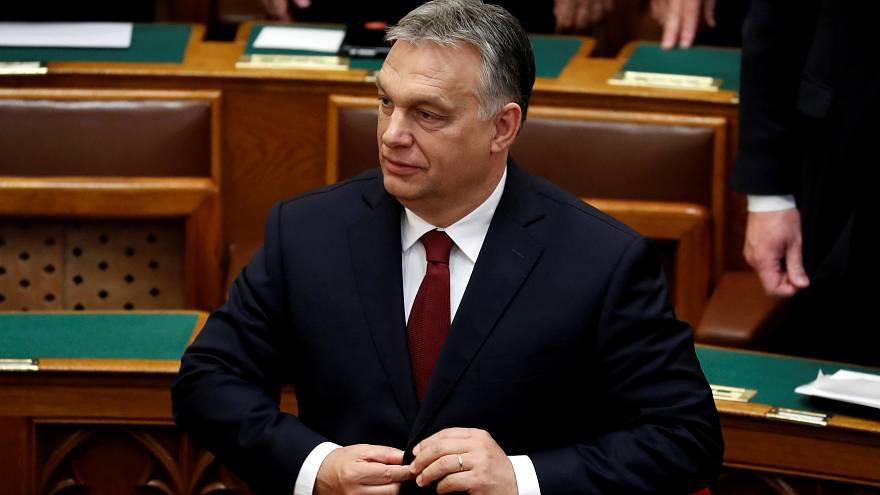 Hungary approves 'STOP Soros' bills, defying EU and rights groups