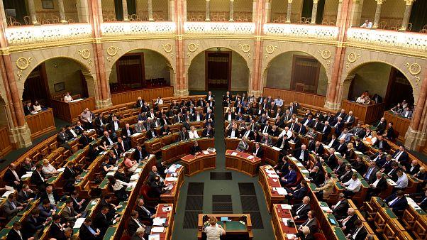 Le Parlement hongrois pénalise les ONG aidant les migrants