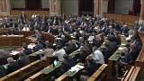 Elfogadta a Parlament a Stop Sorost