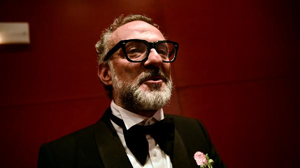 Massimo Bottura, chef patron of Osteria Francescana