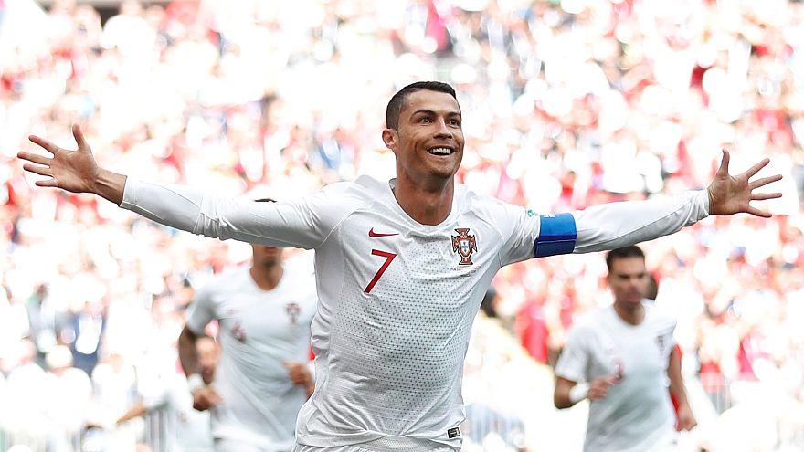 Russia 2018: Cristiano Ronaldo elimina il Marocco
