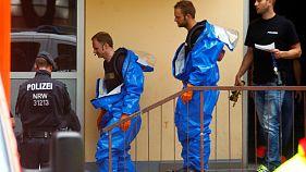 پلیس آلمان: حمله با بمب بیولوژیکی خنثی شد