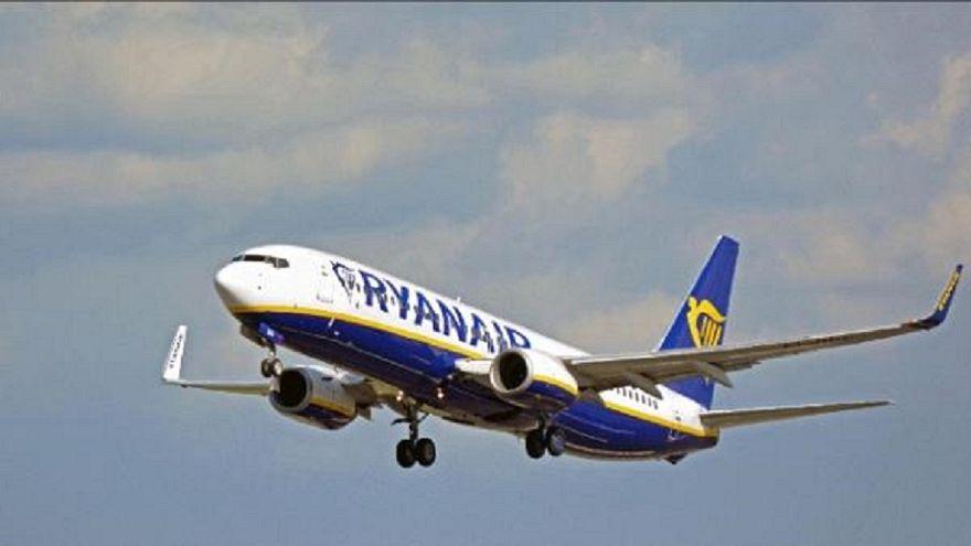 Rischio scioperi Ryanair